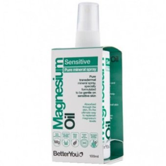 Harga Better You Magnesium Oil Sensitive Spray 100ml