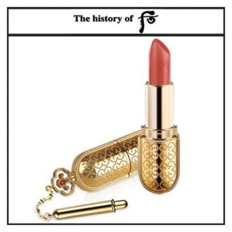 Harga The history of whoo Gonjinhyang Mi Luxury Lipstick 3.5g (21.Ruby)