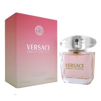 Harga Versace Bright Crystal EDT 90ml