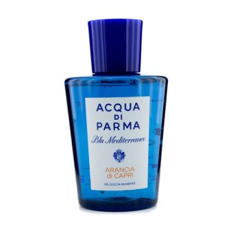 Harga Acqua Di Parma Blu Mediterraneo Bergamotto Di Calabria Exhilarating Shower Gel (New Packaging) 200ml/6.7oz