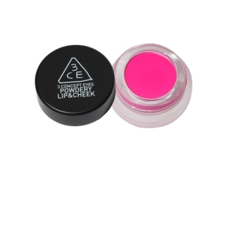 Harga 3CE Powdery Lip & Cheek - #Neon Full 5g