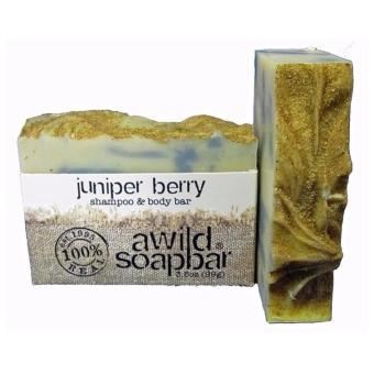 Harga Juniper Berry Shampoo & Body Soap (3.5oz / 99g)