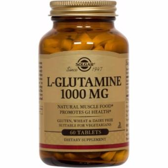 Harga L-Glutamine 1000mg 60 Tablets