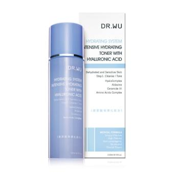 Harga DR. WU Intensive Hydrating Toner With Hyaluronic Acid