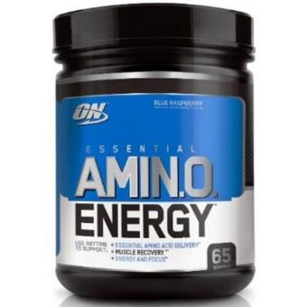 Harga OPTIMUM Nutrition Amino Energy 65servings Blue Raspberry
