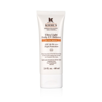 Harga Kiehl's Ultra Light Daily UV Defense SPF50 PA+++ (60ml)