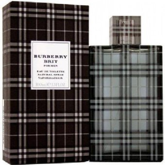 Harga Burberry Brit For Men EDT/Man//100ml
