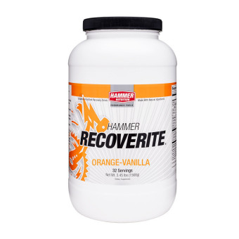 Harga Hammer Recoverite Orange Vanilla 32 Servings With Free Gift