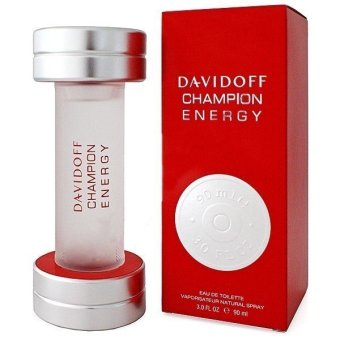 Harga Davidoff Champion Energy EDT 90ml
