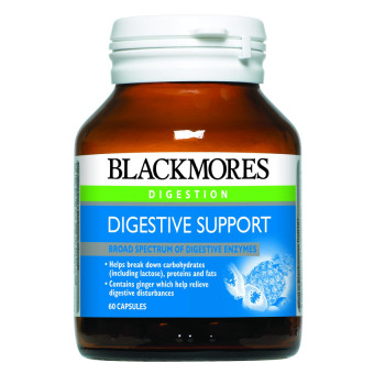 Harga Blackmores Digestive Support 60's