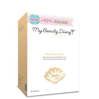 Harga My Beauty Diary Royal Pearl Mask