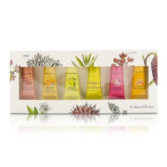 Harga Crabtree & Evelyn Lovely Hands Hand Therapy Collection 6x25g - intl
