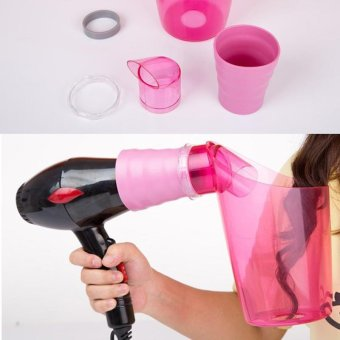 Harga New Magic DIY Air Curler Curling Lady Hair Styling Hairdressing Tools - intl
