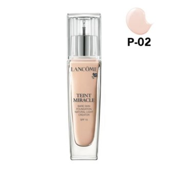Harga Lancome Teint Miracle Foundation P-02