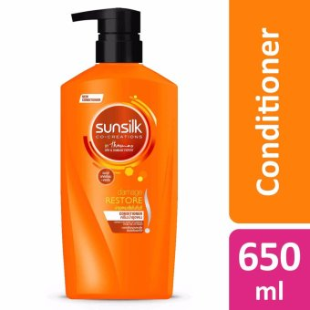 Harga Sunsilk Co-Creations Damage Restore Conditioner 650ml
