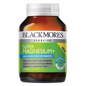 Blackmores Super Magnesium+ 100 Tablets