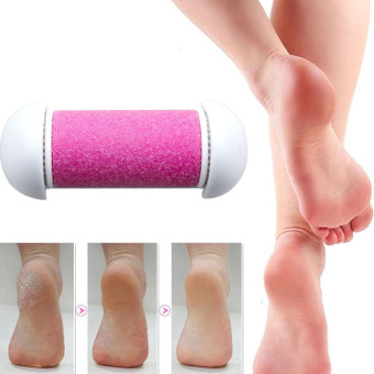 Footful Foot Care Callus Scrubber Pedicure Remover Electric Foot Exfoliator Head