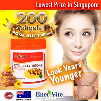 Harga Enervite Royal Jelly 1000mg