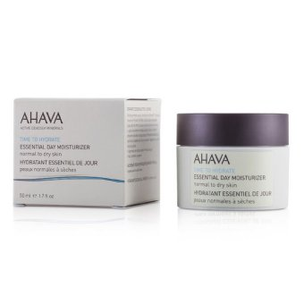 Harga Ahava Time To Hydrate Essential Day Moisturizer (Normal / Dry Skin) 800150 50ml/1.7oz