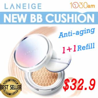 Harga BB cushion #21C Pore Control ♥ Refill ♥ Recommended by 女人我最大