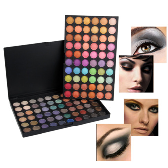 Harga Professional 120 Color Eyeshadow Pigments Makeup Palette Gift Eye shadow - intl