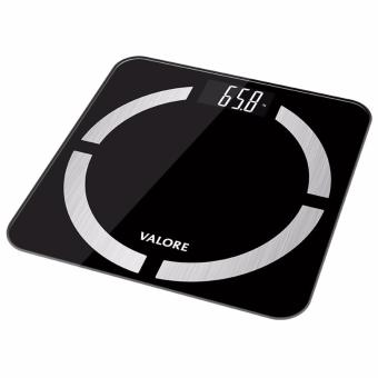 Harga Valore Wireless Smart Scale (VF-004)(Black)