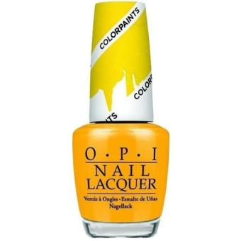 Harga OPI ColorPaints Primarily Yellow