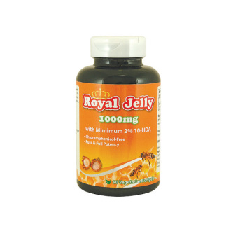 Harga Royal Jelly 1000mg 90s