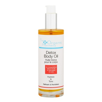 Harga The Organic Pharmacy Detox Body Oil 3.4oz, 100ml Natural products #19355 - intl
