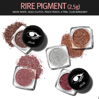 Harga RIRE PIGMENT Eye Shadow_No.3 Peach Peach - intl