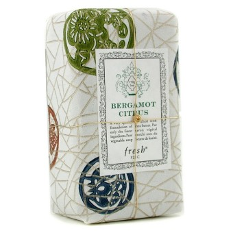 Harga Fresh Bergamot Citrus Petit Soap 150g/5oz