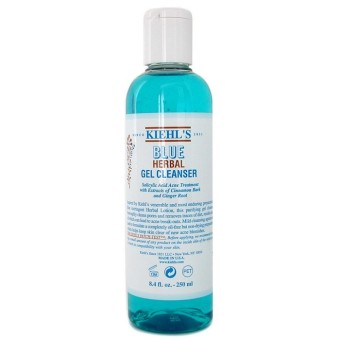 Harga Kiehl's Blue Herbal Gel Cleanser 250ml/8.4oz