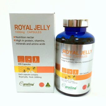Harga Anti-Aging Royal Jelly 1000mg 300 capsules
