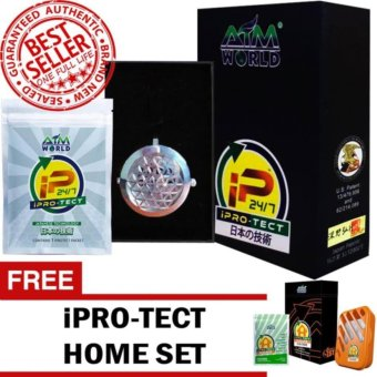 Harga Aim Global Iprotect / Ipro-tect 24/7 SILVER EDITION Pendant and Packet with FREE Aim Global iPROTECT Home Set