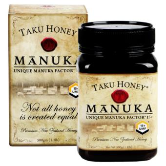 Harga Taku Manuka Honey UMF 15+ 500g