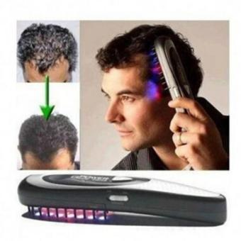 Harga YingWei Power Grow Laser Comb Kit Regrow Hair Loss Therapy Cure