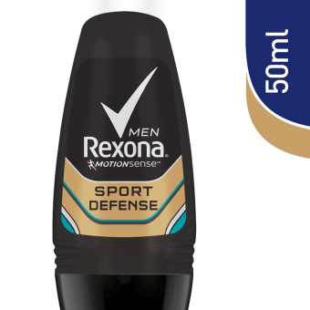 Harga Rexona Men Sport Defense Roll-on Deodorant 50ml