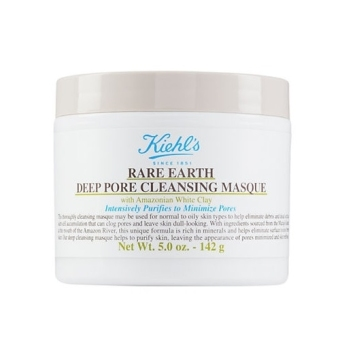 Harga Kiehl's Rare Earth Deep Pore Cleansing Masque (142g)