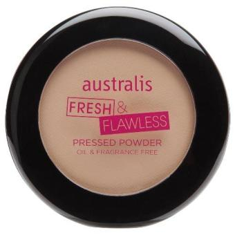 Harga Australis Fresh n Flawless Pressed Powder - Natural
