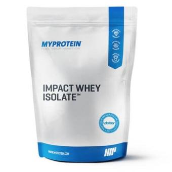 Harga MyProtein Impact Whey Isolate Natural - 2.5kg Chocolate Smooth