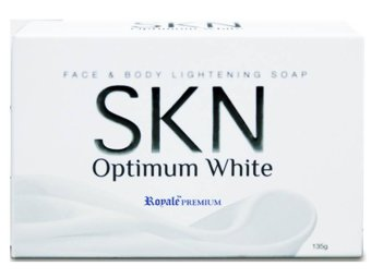 Harga Royale Premium SKN Optimum White Face & Body Soap! Suitable to all skin types! Visible results in 7 days!