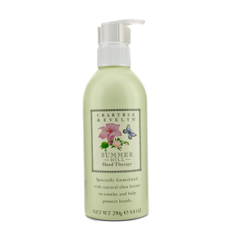 Harga Crabtree & Evelyn Summer Hill Hand Therapy 250g/8.8oz