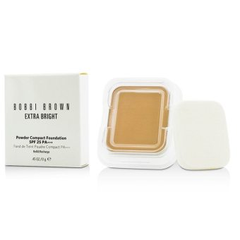 Harga Bobbi Brown Extra Bright Powder Compact Foundation SPF 25 Refill - #3.5 Warm Beige 13g