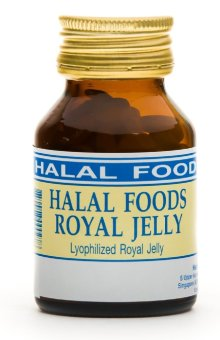 Harga Halal Foods Royal Jelly
