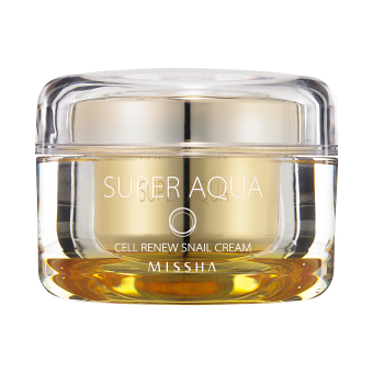 Harga Super Aqua Cell Renew Snail Cream – 47ml