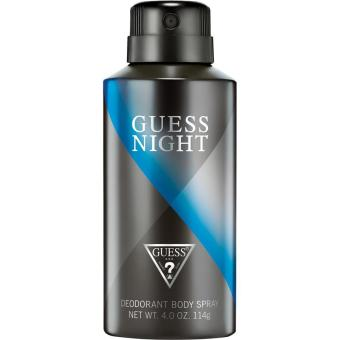 Harga GUESS NIGHT BODY SPRAY 150ML