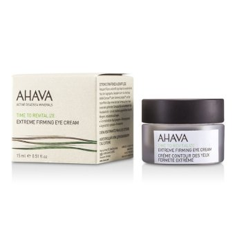 Harga Ahava Time To Revitalize Extreme Firming Eye Cream 15ml/0.51oz