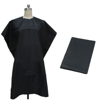 Harga Cape Gown Cloth Waterproof (Black)