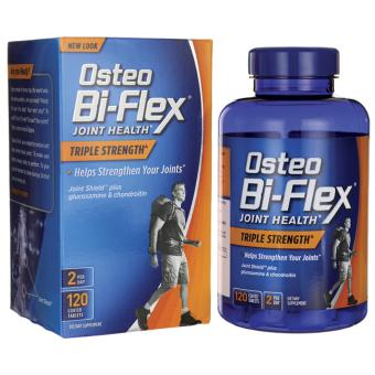 Harga Osteo Bi-Flex, Joint Health, Triple Strength, 120 Coated Tablets
