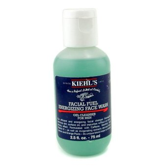 Harga Kiehl's Facial Fuel Energizing Face Wash 75ml/2.5oz